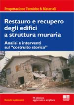 Restauro e recupero degli edifici a struttura muraria